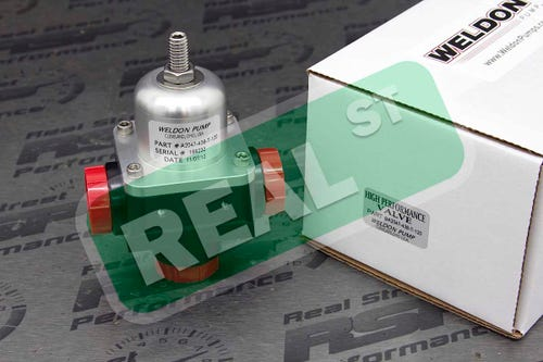 High Flow Bypass Regulator Weldon A2047 Series A2047-438-T-120