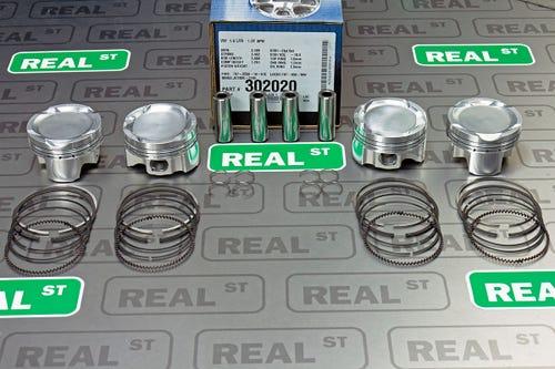 AUDI A4 QUAT 1.8TURBO 20v REAR Dimpled /& Grooved BRAKE DISCS B6